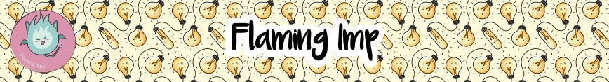 Lightbulbs-flaming-imp-branding-spoonflower-banner-with-logo_preview