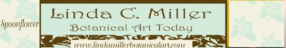 Spoonflower_botanical_art_today_linda_c_miller_from_williamsburg_vriginia_copyright_linda_c_miller_may_2015_preview